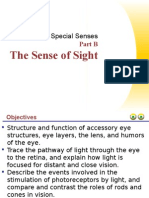 Special Senses Part 2 (Eye)