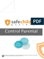 SafeChildrenGuardian Dossier Producto A4 SP SR