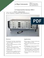Data Sheet MR-3