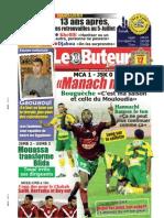 LE BUTEUR PDF du 12/09/2009