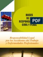 Bases de Responsabilidad Civil y Penal