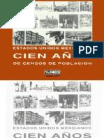 100 años de Censos en México