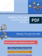 Internet Research Powerpoint GG 0910