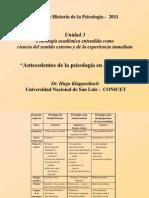 4)Diapositivas Unidad 03 Psicologia Academica Alemana