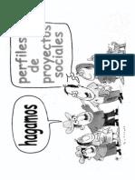 HAGAMOS PROYECTOS SOCIALES
