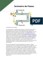 Interferómetro de Fizeau