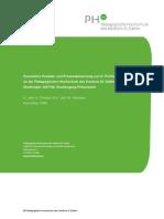 Summative Produkt- und Prozessbewertung von E-Portfolios (2008)