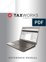 TaxWorks Manual 2012