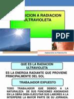 Radiacion Ultravioleta