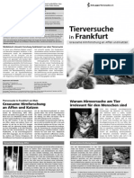 Tierversuche Im Brennpunkt - Teil 20 - Frankfurt - Aerzte-gegen-tierversuche.de - Frankfurt_neues_versuchslabor