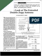 Antena Doble Zepp