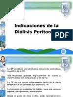 06 - Indicaciones de La Dialisis Peritoneal