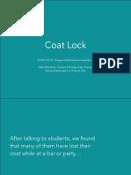 CoatLock Presentation
