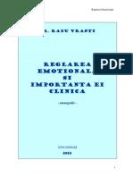 Emotional Regulation - Monografie
