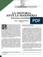La Historia de La Masoneria