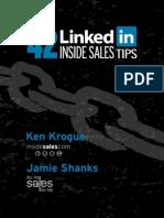 42 LinkedIn Tips