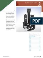 donaldson visokotlačni filteri