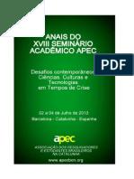 XVIII Seminario APEC - Desafios contemporaneos en tiempos de crisis.pdf