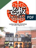 Laoban Speaker Workshop Melbourne 2009 Light