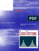 Infrastructura It-Tehnologia Cisco
