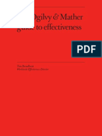 The Ogilvy Mather Guide to Effectiveness