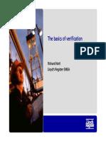 Safety Critical Elements / Equipment (SCE) management process