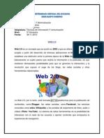 WEB 2.0 DEBER