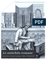 Dionigi di Alicarnasso - Le antichità romane Vol.1