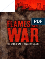 Flames of War Rulebook - Version 3