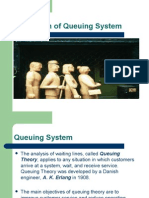 Simulating Queuing Systems