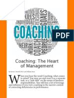 Coaching - The Heart of Management