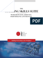 Coaching Skills Suite Brochure - 2013 Version