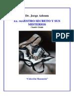 Adoum Jorge - El Maestro Secreto Y Sus Misterios