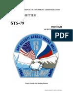 NASA Space Shuttle STS-79 Press Kit