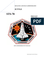 NASA Space Shuttle STS-78 Press Kit