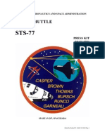 NASA Space Shuttle STS-77 Press Kit