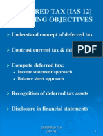 Deferred Tax Ias 12