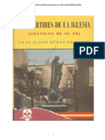 LOS MARTIRES DE LA IGLESIA (Testigos de su Fe) - FRAY JUSTO PEREZ DE URBEL.pdf
