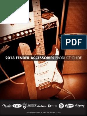 ST-Style 62/' Premium Vintage Parchment Pickguard fits Fender® US//Vint MEX