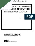 Lattuada-Neiman - El Campo Argentino - Indice