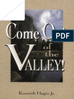 Come Out of the Valley - Hagin