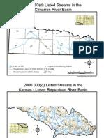 Maps 2006 303d Stream Kansas