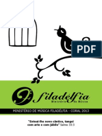 Ministeriode Musica - Coral 2013 2 - 13