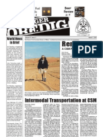 The Oredigger Issue 11 - February 21, 2007