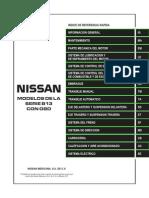 55037225 Manual Nissan Tsuru