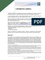 M1 Lectura  1 - Informática Jurídica EC