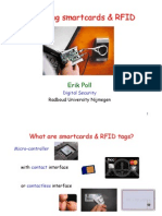 Hacking smartcards and RFID
