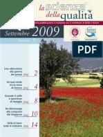 La Scienza della Qualità settembre 2009