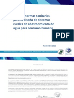 Guia Normas Diseno Agua Potable Volumen I Ag 2011 FINAL As