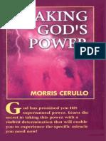 Taking God's Power - Cerullo